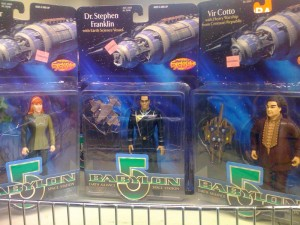 Babylon 5 figures