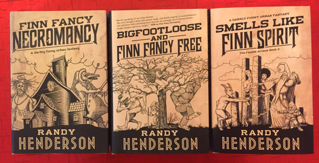 Finn Fancy Trilogy US-TOR