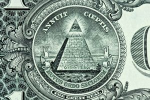 Bow Before the Dollar Pyramid!